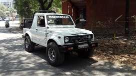 Maruti Suzuki Gypsy King HT BS-IV, 1988, CNG & Hybrids