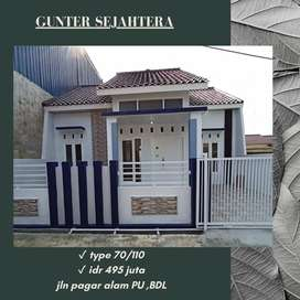 Rumah mewah griya sejahtera estate