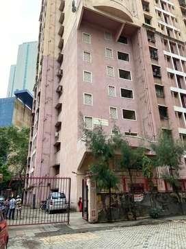1bhk rental flat in lower parel(w) beside marathon era at 18000 only.