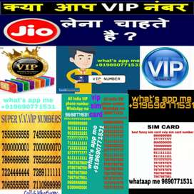 Vvip phone number