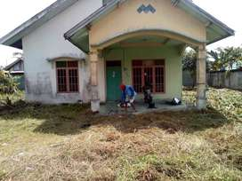 Jual rumah di jalan piranha palangkaraya