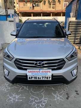 Hyundai Creta 1.6 SX Plus, 2016, Diesel