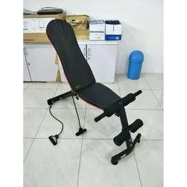 Alat Fitness Sit Up Bench Multifungsi