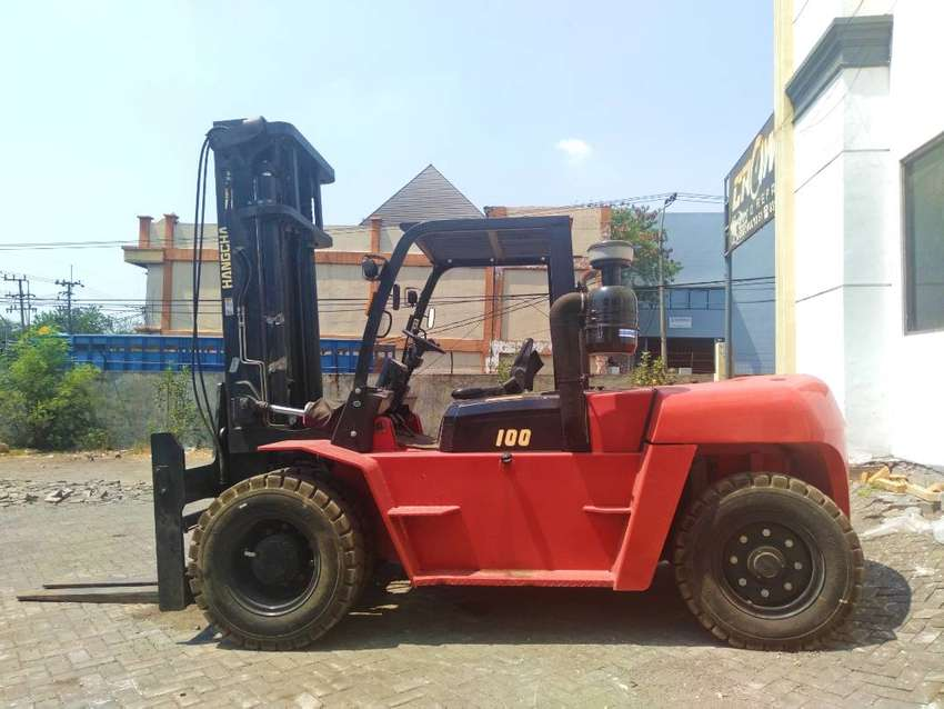 Forklift Murah di Jember 3-10 ton Kokoh Tahan Lama 0