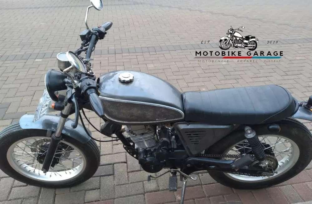 Custom Japstyle Honda Megapro