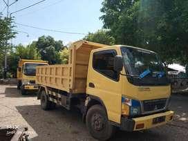 Dump Truck Mitsubhisi Super HDX