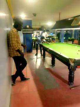 ACCOUNTANT FOR LEADING SNOOKER PARLOUR IN DOVETON