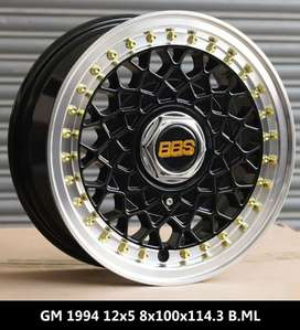 """12""""-4*114.3/100 PCD Alloy wheels available"""