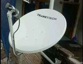 *Parabola TRANSVISION HD area Buleleng Promo hemat setahun 790k*
