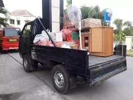 Sewa mobil pick up antar kirim barang & jasa pindahan mobil bak losbak