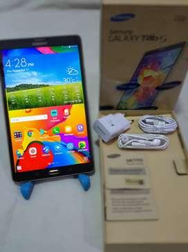 Hp Samsung Tab S layar 8.4 inch 4G Fullset Original