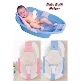 Baby bath helper (alat bantu memandikan bayi)
