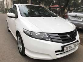 Honda City 1.5 S Manual, 2011, Petrol