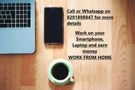 FORM FILLING WORK ONLINE (HOME BASED JOBS)