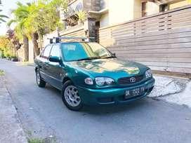 Corolla CONQUEST tahun 2000 AT cbu km30rb rare collector item