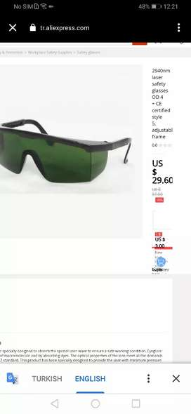 The cricketer glasses day /night laser safety new style