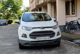 Very good condition running Ford Ecosport at low cost