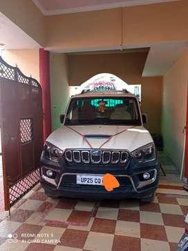 Mahindra Scorpio 2019 Diesel 9000 Km Driven