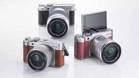 Kredit Kamera Mirrorless FUJIFILM XA5 Proses Cepat 3 Menit Cair