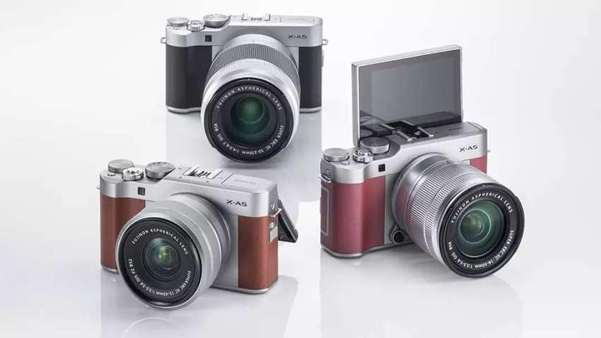 Kredit Kamera Mirrorless FUJIFILM XA5 Proses Cepat 3 Menit Cair 0