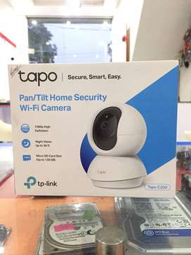 Tapo(C200) Home Security Camera: Secure, Smart, Easy