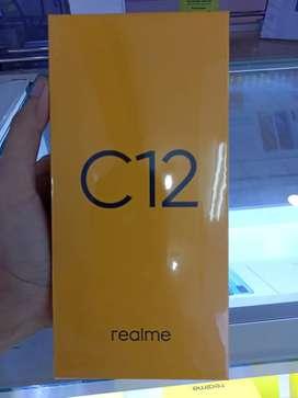 Realme c12 ram 3/32