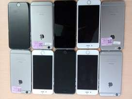 Looking New Apple i Phone 6 64GB White / Black / silver 10000 only.