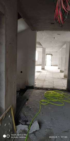 Commercial space on Ground  ,1st &2nd floor 4 rent and sell available.