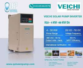 VEICHI Solar Inverter 22 KW For Solar Pumping System