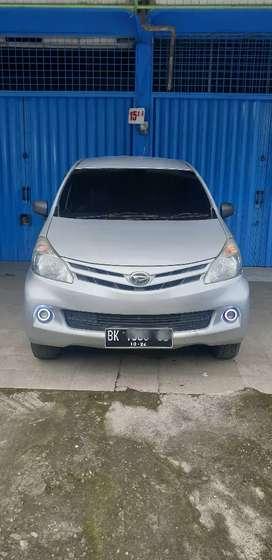 Daihatsu xenia 1.3 X airbag ac double dp20jt thn 2014