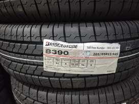 New Bridgestone tyres for innova 205/65/15