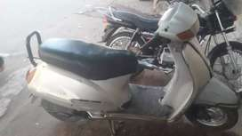 Good condition and completely running vehicle