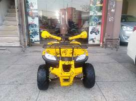 Yellow Scorpion Dubai Import ATV QUAD 4 Wheel Bikes Deliver All Pak