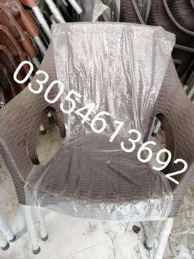 Gardening chairs on low rate flexibility plastic