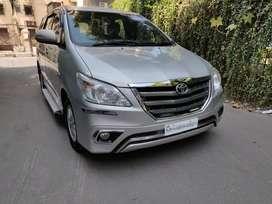 Toyota Innova 2.5 VX 8 STR, 2014, Diesel