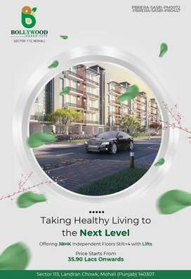 Spacious Flat for Sale In Mohali 113 Sector