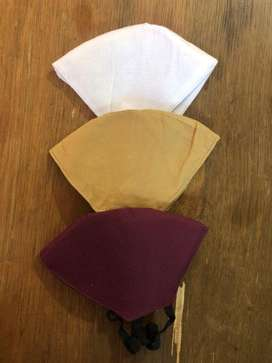 Washable Non Woven Cloth Mask Available