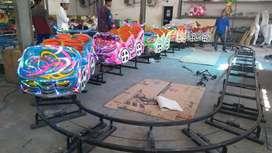 07 melukis styrofoam mewarnai gabus Mini coaster odong odong UL