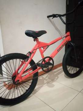 Dijual sepeda BMX ukuran 20