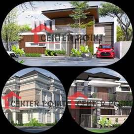 Desain Arsitek RAB IMB Kontraktor Rumah di Solok