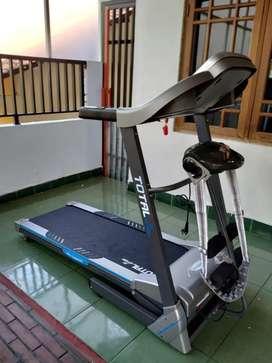Treadmill elektrik total 270