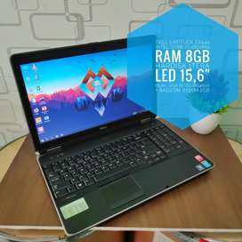 Laptop Dell latitude gaming and multimedia