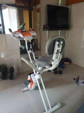 Sepeda statis olahraga jumbo X BIKE