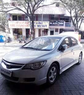 Full insurance idv 3 lak Honda civic 1.8 ivtec top end model