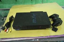 PS2 Fat Hardisk 80 GB Normal Garansi
