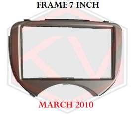 FRAME 7INCH MARCH 2010