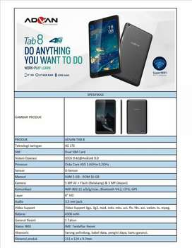 Advan Tab 8 (New)