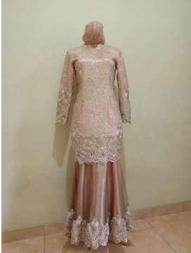 Dress kebaya undangan