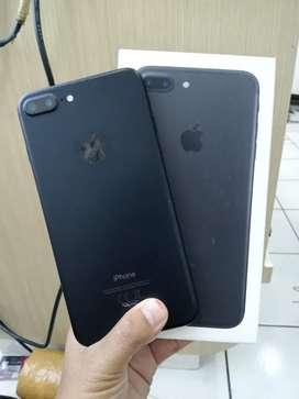 Iphone 7 plus 128GB mulus resmi ibox