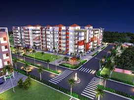 Build Ur Dream Home vth World Class Aminites 1Bk Flats @11*L Telaprolu